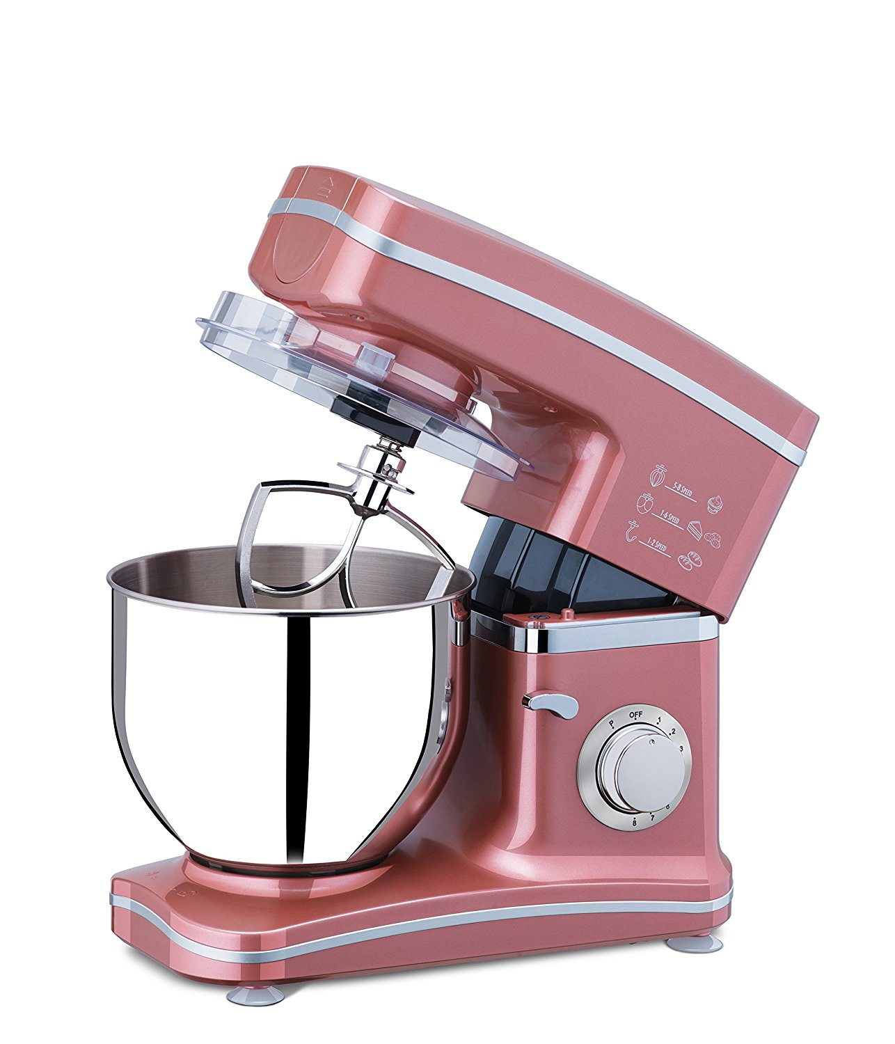 KitchenAid Artisan Series 5-Quart Tilt-Head Stand Mixer Choose from over 20 different colors of the KitchenAid Artisan Series Tilt-Head Stand Mixer for the one /5.