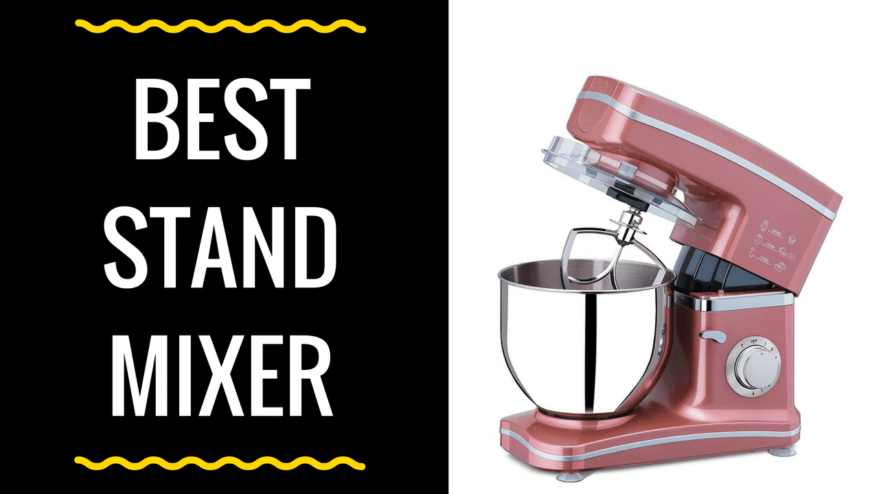 Top 10 Best Stand mixers in India 2018 – Reviews & Buyer's Guide
