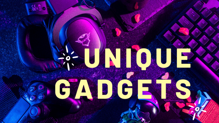 28 Unique gadgets online in India 2021 [Sept 2021]