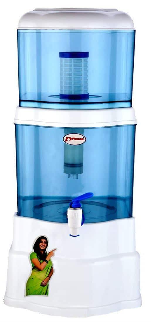 P-zone GRAVITY UF Water Filter - 15 Liters