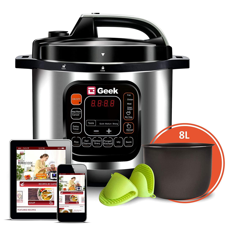 Geek Electric Pressure Cookers