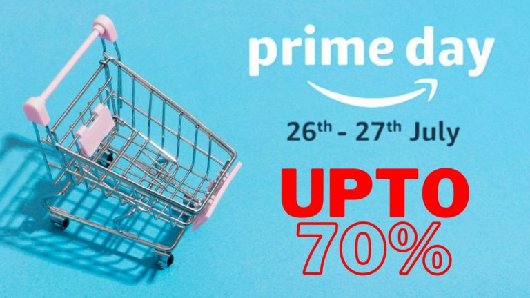 Top 10 Online Amazon Prime Day Deals (up to 70% off on Kitchen & Home Appliances)